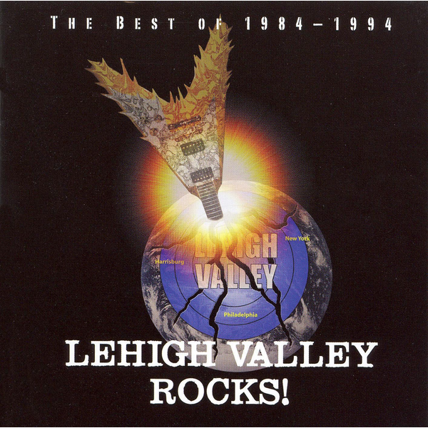 Various Artists - Lehigh Valley Rocks: The Best of 1984-1994