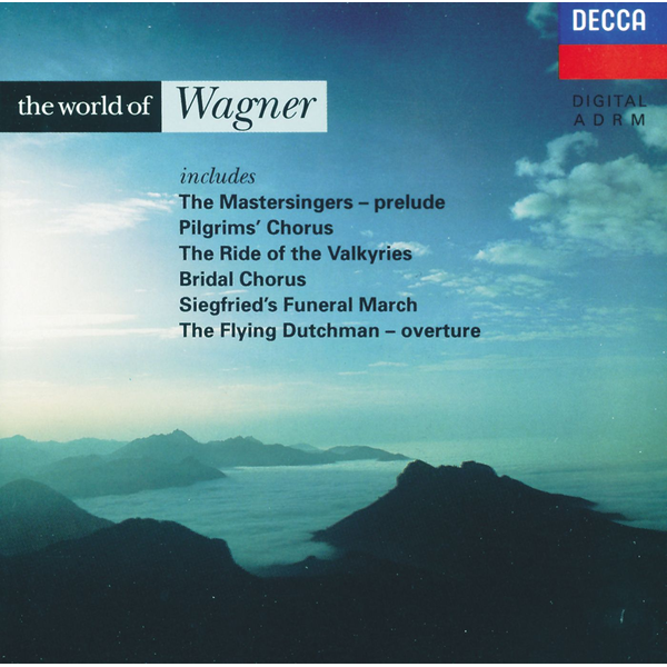 SOLTI - World of Wagner