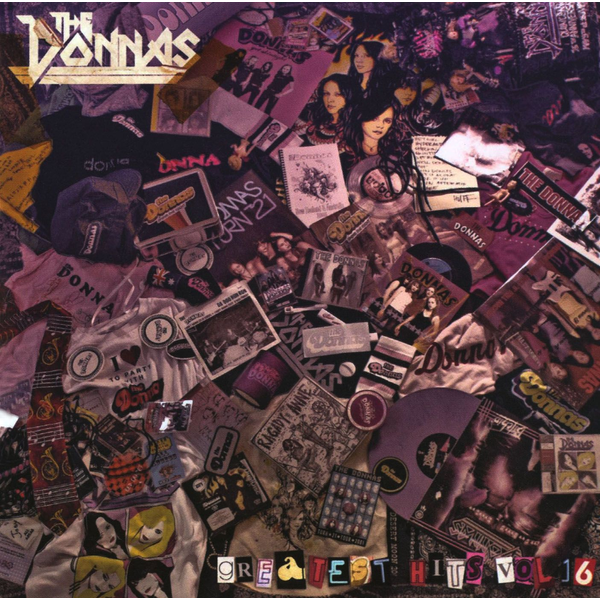 Donnas,The - Greatest Hits, Vol. 16