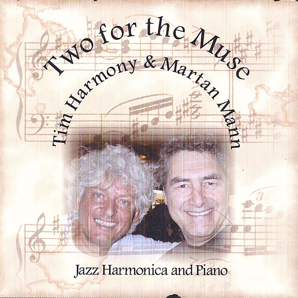 Martan Mann & Tim Harmony - Two for the Muse