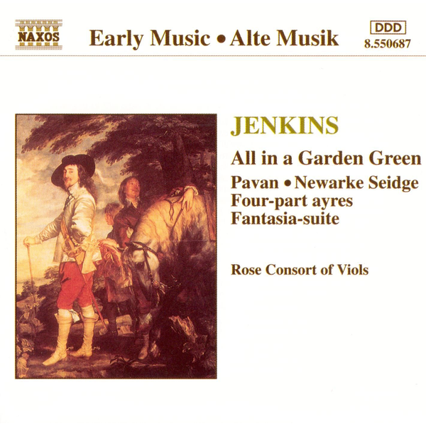 Rose Consort of Viols - Jenkins: All in a Garden Green