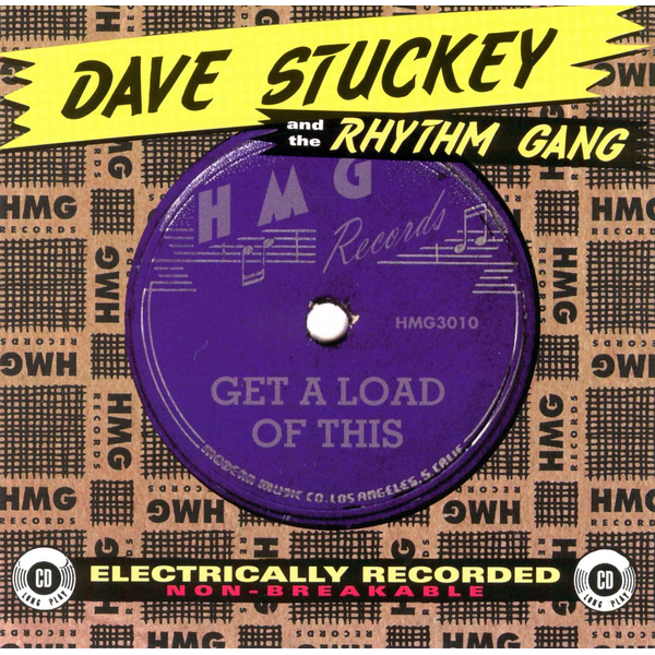 STUCKEY DAVE - GET A LOAD OF THIS