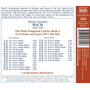 Bach: The Well-Tempered Clavier Book 1