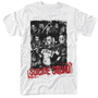 Pose Red Text T-Shirt M