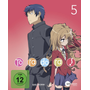 Toradora!-Vol.5 (Limited Steelbook) (DVD)