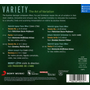 Variety-Variation in Music for Violin