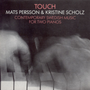 Touch-Contemporary Swedish Music