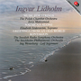 Ingvar Lidholm: Music for Strings; Nausikaa Alone; Greetings from an Old World; Kontakion