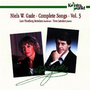 COMPLETE SONGS-3