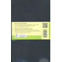 Moleskine QP318 writing notebook 80 sheets Black