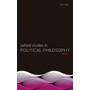 ISBN Oxford Studies in Political Philosophy Volume 3 book English Hardcover 304 pages