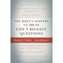 ISBN The Bible's Answers to 100 of Life's Biggest Questions book English Paperback 288 pages