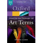 ISBN The Concise Oxford Dictionary of Art Terms book 288 pages