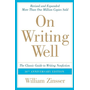 ISBN On Writing Well