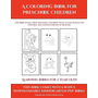 Learning Books for 2 Year Olds (A Coloring book for Preschool Children)