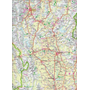 Nelles Map Landkarte Thailand - 1:1.500.000  -  reiß- und wasserfest; waterproof and tear-resistant; indéchirable et imperméable; irrompible & impermeable