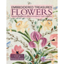 ISBN Embroidered Treasures: Flowers