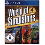 World of Simulators 4 Games (PlayStation PS4)