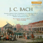 J.C. Bach: Overture, Adriano in Siria; Symphonies; Sinfonia Concertante in C major