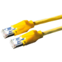 Draka Comteq HP-FTP Patch cable Cat6, Yellow, 20m networking cable F/UTP (FTP)