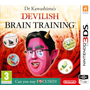 Nintendo Dr Kawashima's Devilish Brain Training: Can You Stay Focused?, 3DS Standard Nintendo 3DS