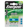 Energizer Accu Recharge Extreme 2300 AA BP2 Rechargeable battery Nickel-Metal Hydride (NiMH)