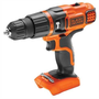 Black & Decker BDCH188N 1350 RPM Black, Orange