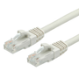 Value UTP Patch Cord Cat.6a, grey 3 m
