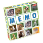Tactic Animal Babies Memo Children Game of chance