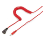 Kaiser 1408 signal cable 10 m Black, Red