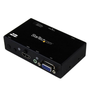 StarTech.com 2x1 HDMI + VGA to HDMI Converter Switch w/ Automatic and Priority Switching – 1080p
