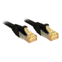 Lindy 47316 networking cable Black 30 m Cat7 S/FTP (S-STP)