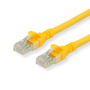 ROLINE 21152728 networking cable Yellow 15 m Cat6a U/UTP (UTP)