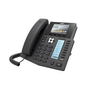 Fanvil X5S IP phone Black Wired handset 6 lines LCD