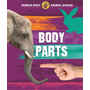 Hachette UK Body Parts book English Hardcover 24 pages