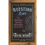 Hachette UK Question Time book English Hardcover 224 pages