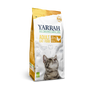 Yarrah Organic Adult dry cat food with chicken