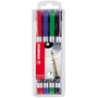 STABILO Write-4-all marker 4 pc(s) Multicolour
