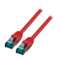 EFB Elektronik MK6001.50R networking cable Red 50 m Cat6a S/FTP (S-STP)