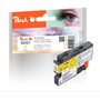Peach 321007 ink cartridge 1 pc(s) Compatible Yellow