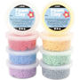 Creativ Company 780950 pottery/modelling compound Modelling clay 160 g Assorted colours 8 pc(s)
