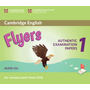 Cambridge English Young Learners Test Flyers 1 - Audio CD