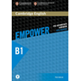 Cambridge English Empower B1 - Workbook + downloadable Audio