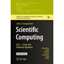 Scientific Computing - Vol. I - Linear and Nonlinear Equations