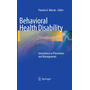Behavioral Health Disability - Innovations in Prevention and Management