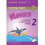 Cambridge English Young Learners Test Movers 2 - For the revised exam from 2018. Student's Book