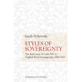 Styles of Sovereignty - The Relevance of Louis XIV to English Royal Iconography 1689–1714