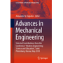 """Advances in Mechanical Engineering - Selected Contributions from the Conference """"Modern Engineering: Science and Education"""", Saint Petersburg, Russia, May 2018"""