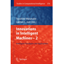 Innovations in Intelligent Machines -2 - Intelligent Paradigms and Applications