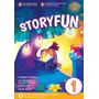 Storyfun for Starters, Movers and Flyers 1 2nd Edition - Student's Book with online activities and Home Fun Booklet